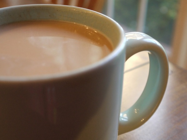 There is no measure of reality that isn't helped along by a little cafe' au lait!