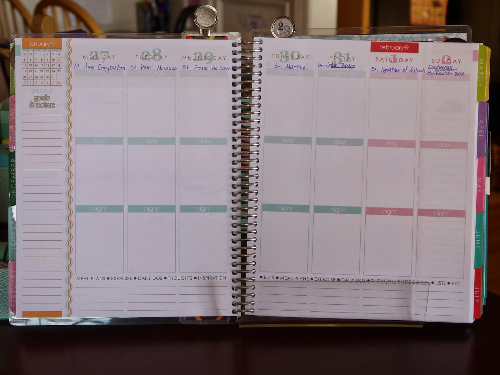 Planner Review :: Erin Condren Life Planner | Wildflowers and Marbles